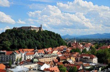Ljubljana Castle D.Wedam