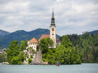 Lake Bled Tour Slovenia