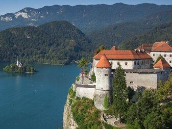 Discover Ljubljana Lake Bled Koper