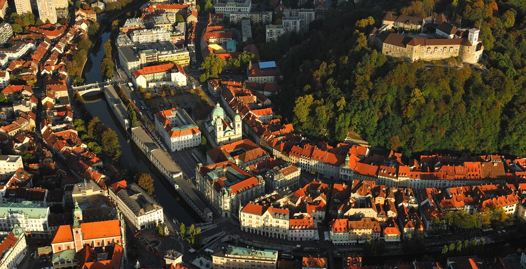 Discover Ljubljana & Lake Bled