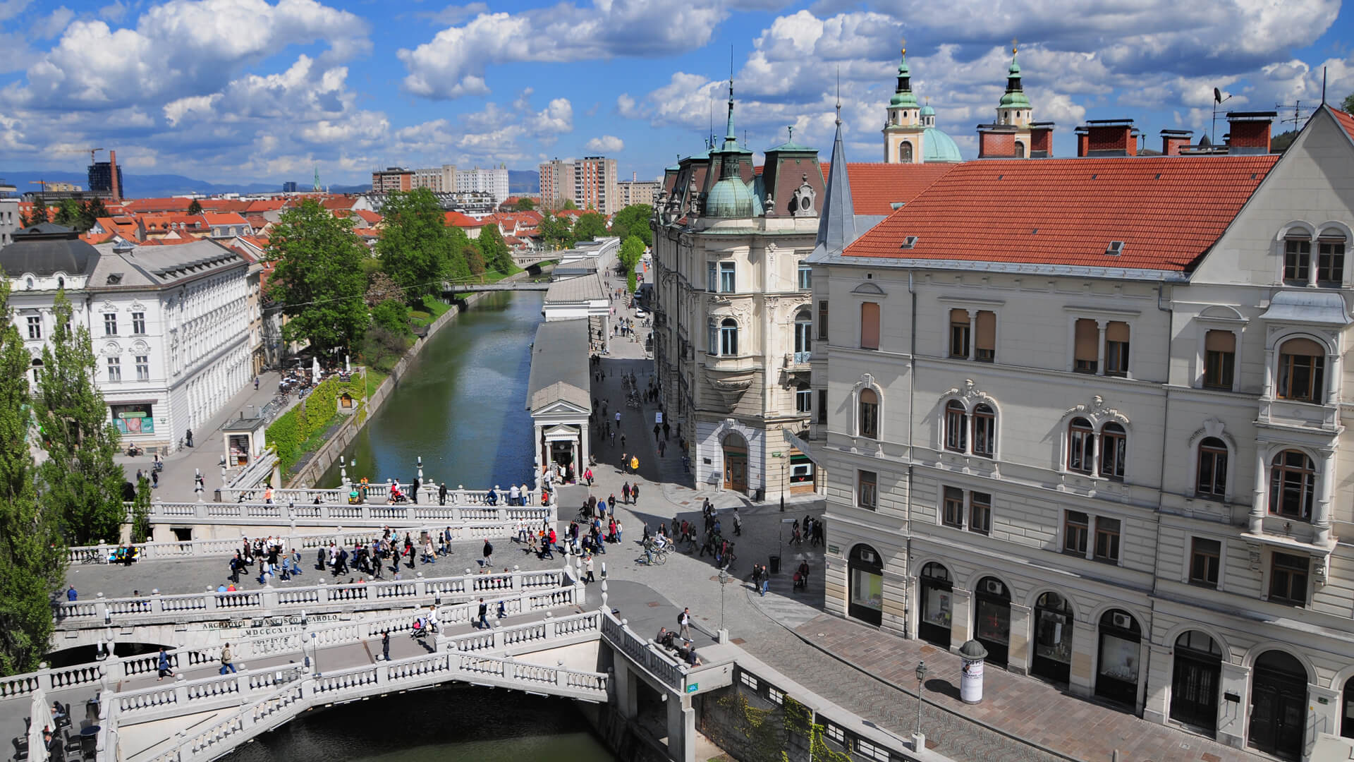 Ljubljana Capital Slovenia