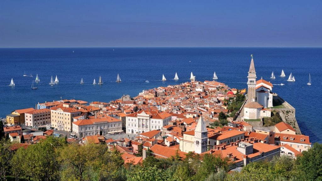 Piran old sea town tasting tour